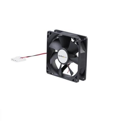 StarTech.com 92x25mm Ventilator voor Computerbehuizing met Dubbele Kogellagers en LP4 Connector Hardware .....