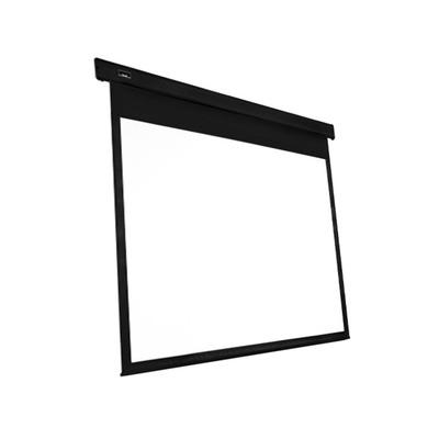 Multibrackets 5590 Projectiescherm - Zwart, Wit