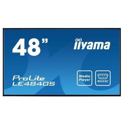 iiyama LE4840S-B1 public display