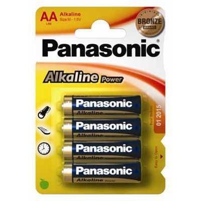 Panasonic LR6APB/4BP batterij