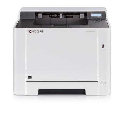 KYOCERA ECOSYS P5021cdn/KL2 Laserprinter - Zwart,Cyaan,Magenta,Geel