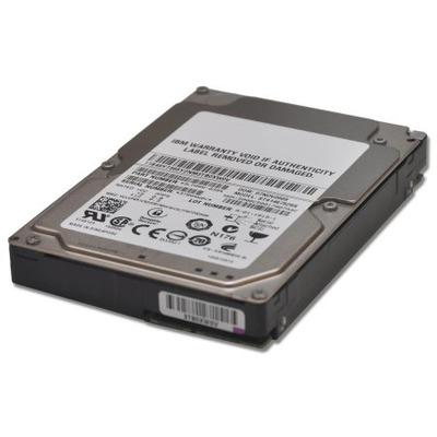 "IBM 600GB 10K 6Gbps SAS 2.5"" G3HS Interne harde schijf"
