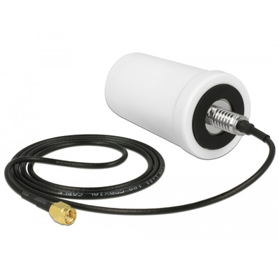 DeLOCK 12545 Antenne - Zwart, Wit