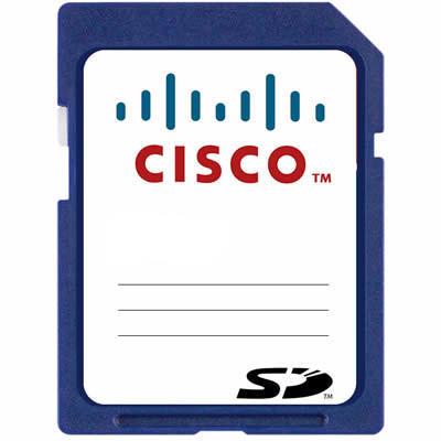 Cisco Catalyst 4500 2GB SD Memory Card for Sup7-E, 8-E Networking equipment memory