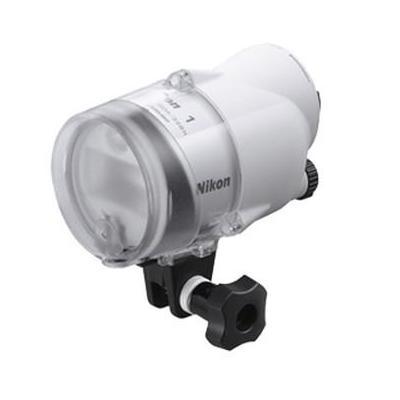 Nikon onderwater verlichting: SB-N10 Underwater Speedlight - Zwart, Zilver