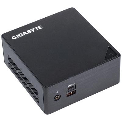 Gigabyte GB-BKi3HA-7100 (rev. 1.0) Barebone - Zwart