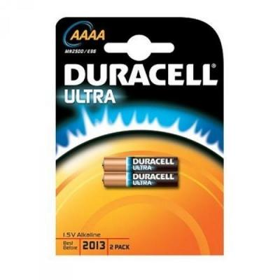 Duracell batterij: 2 AAAA