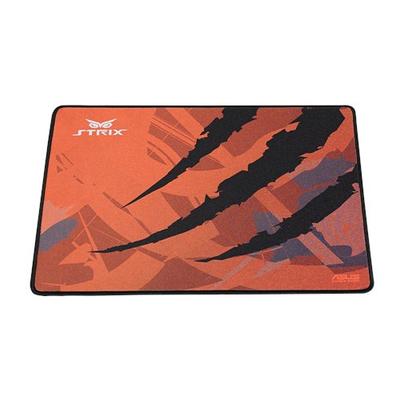 ASUS Strix Glide Speed Muismat - Zwart, Blauw, Oranje, Rood