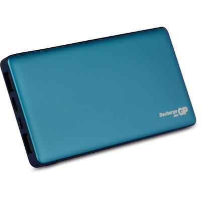 GP Batteries Portable PowerBank MP10MA Powerbank - Blauw