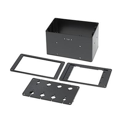 Extron Cable Cubby Cable Bracket Kit – Quad - Zwart
