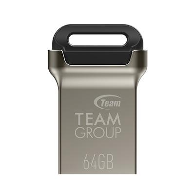 Team Group C162 64GB USB flash drive - Zwart