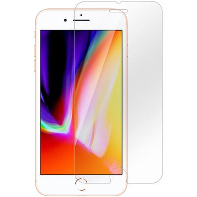 ESTUFF Apple iPhone 6+/6S+/7+/8+ Clea Screen protector - Transparant