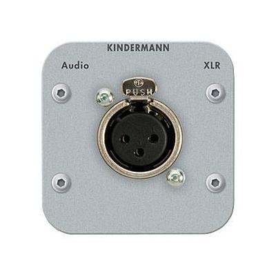 Kindermann 7441000412 Montagekit - Zilver