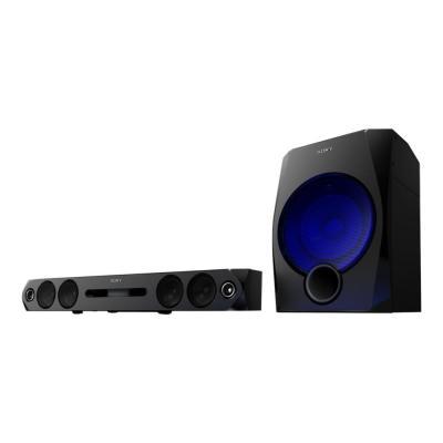 Sony soundbar speaker: 2.1-kanaals Soundbar met Bluetooth® - Zwart