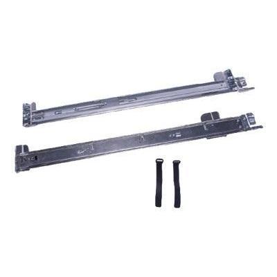 Dell rack toebehoren: Schuifrails 2U voor PowerEdge R520, R720 and R720xd - Zilver