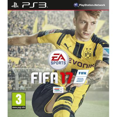 Electronic arts game: FIFA 17  PS3