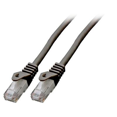 EFB Elektronik K8104SW.7,5 UTP-kabels