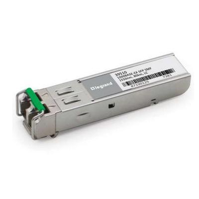 C2G SFP (mini-GBIC), 70000m, SMF, LC, 1550nm Netwerk tranceiver module - Zilver