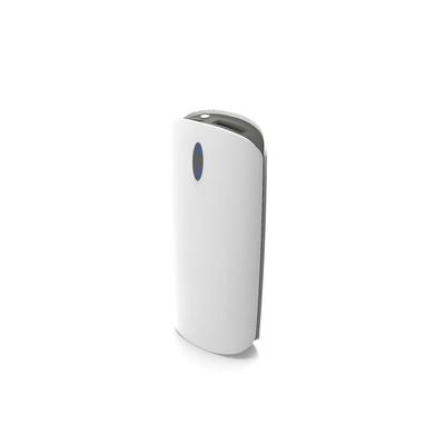 Muvit 5000 mAh, Micro USB, White, 159 g Powerbank - Grijs,Wit
