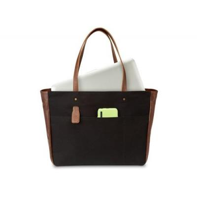 "Hp laptoptas: 14"" Ladies Black Tote - Zwart"