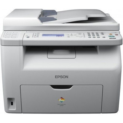 Epson AcuLaser CX17NF Multifunctional - Zwart, Cyaan, Magenta, Geel