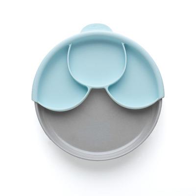 Miniware Healthy Meal Peuter voeding - Blauw,Grijs