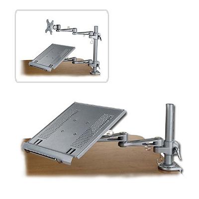 Lindy 40699 Notebooksteun - Zilver