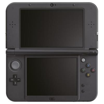 Nintendo portable game console: New 3DS XL - Zwart, Metallic