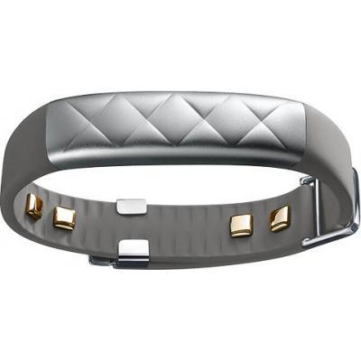 Jawbone wearable: UP3 silver cross - Zilver