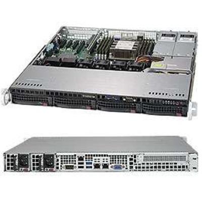 Supermicro CSE-813MFTQC-R407CB Modulaire serverchassis