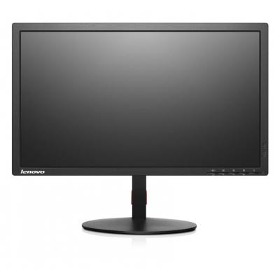 Lenovo monitor: ThinkVision T2224p - Zwart