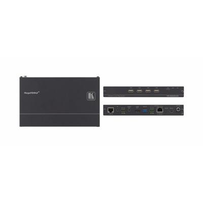 Kramer Electronics TP-590RXR AV extender - Zwart