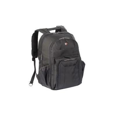 Targus rugzak: 15 - 15.6 inch / 38.1 - 39.6cm Corporate Traveller Backpack - Zwart
