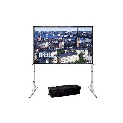 Da-lite projectiescherm: Fast-Fold Deluxe 196 x 305 - Zwart