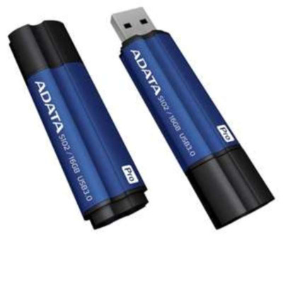 ADATA AS102P-64G-RBL USB flash drive - Blauw