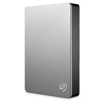 Seagate Backup Plus Portable Externe harde schijf - Zilver