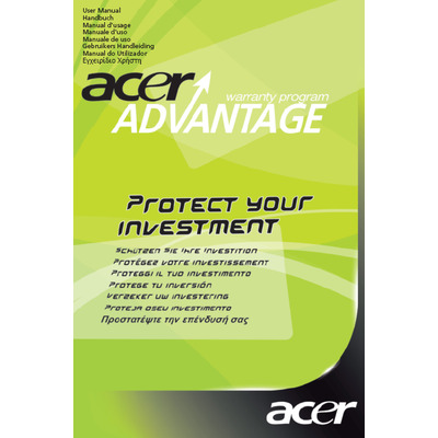 Acer SV.WNBAP.A11 Garantie