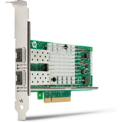 HP Intel X520 10GbE Dual Port Adapter Netwerkkaart
