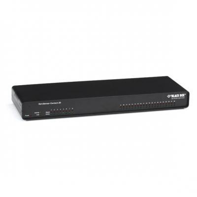 Black Box netwerk monitoring & optimalisatie apparaat: AlertWerks EME111A-20-R2