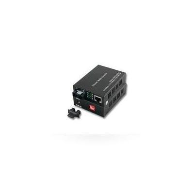 Microconnect Media Converter RJ45-STP/SC, 1310nm/2km, FastEthernet Netwerk tranceiver module