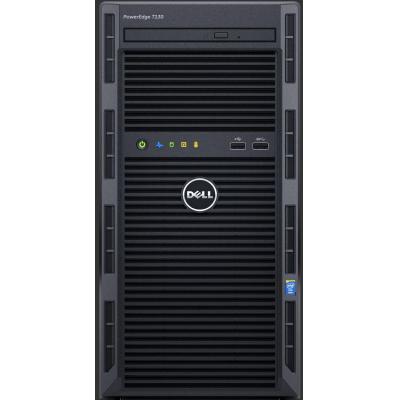 Dell server: PowerEdge PowerEdge T130 - Mini Tower - Xeon E3-1220 V6 – 4GB -  1TB