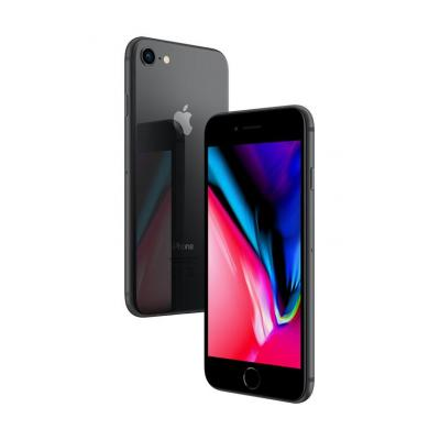Apple smartphone: iPhone 8 256GBSpace Grey - Grijs (Approved Selection Standard Refurbished)