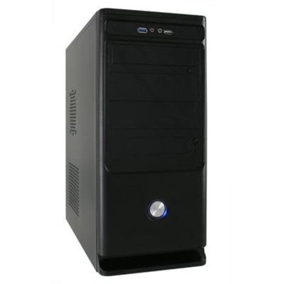 LC-Power 7010B Behuizing - Zwart