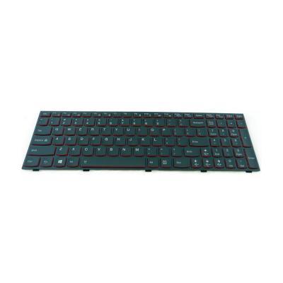 Lenovo notebook reserve-onderdeel: Keyboard for IdeaPad Y500 - Zwart