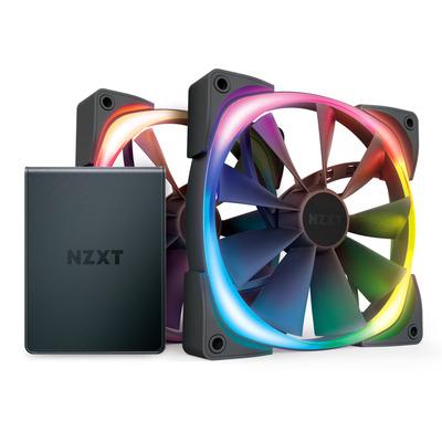 NZXT HF-2814C-D1 Hardware koeling - Zwart