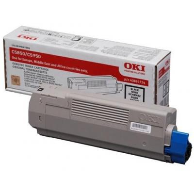 OKI cartridge: Black toner