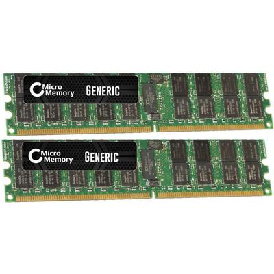 CoreParts 8GB (2 x 4GB), DDR2 RAM-geheugen