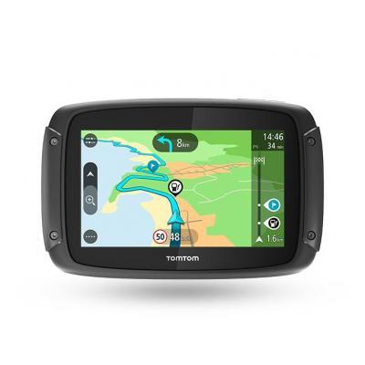 Tomtom navigatie: Rider 420 - Zwart