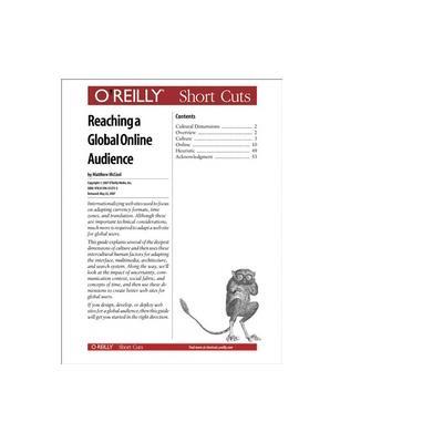 O'Reilly 9780596513733 boek