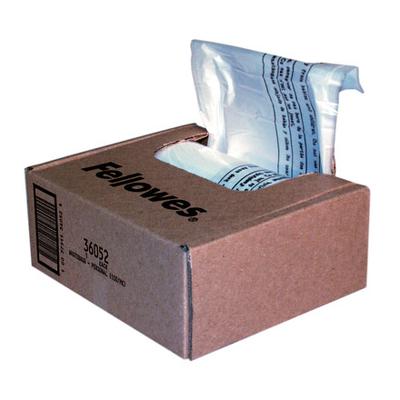 Fellowes Papiervernietiger opvangzak Papier-shredder accesoire - Transparant